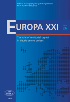The role of entrepreneurship in regional development strategies (based on the Polish National Strategy of Regional Development 2010-2020)