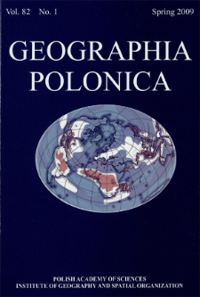 Referees and advisers to Geographia Polonica