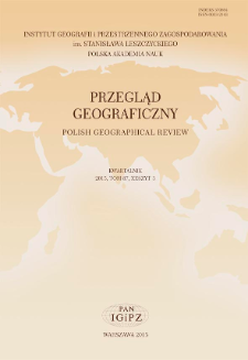 Ruchy masowe na obszarze wieloletniej zmarzliny wyspowej w dobie zmian klimatu (Olchon, wschodnia Syberia)* =Mass movements in an isolated area of permafrost in the era of climate change (Olkhon, East Siberia)