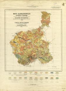 Mapa gleboznawcza Królestwa Polskiego = Carte pedologique du Royaume de Pologne
