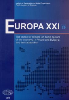 Europa XXI 29 (2015), Editorial