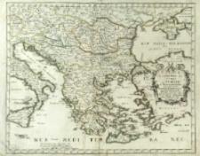 Estats, de L'Empire des Tvrqs en Evrope; et Pays circomvoisins ; Estats, de L'Empire des Tvrqs en Evrope; et pays circomvoisins ; entre lesquels sont Hongrie, Transilvanie, Valaqvie, Moldavie, Petite, Tatarie &c. Suiets, ou tributaires, des Turqs