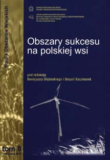 Obszary sukcesu na polskiej wsi