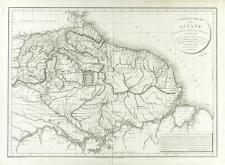 Carte Générale de La Guiane