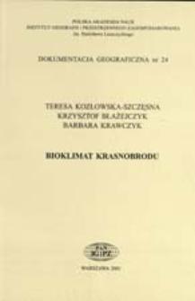 Bioklimat Krasnobrodu