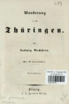 Wanderung durch Thüringen