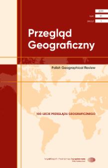 Kierunki polskich zastosowań ekologii krajobrazu w gospodarowaniu przestrzenią po 1982 r. = Polish application of landscape ecology in spatial management post-1982