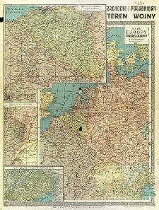 Zachodni i południowy teren wojny