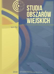 Efekty PROW 2007–2013 w zakresie różnicowania gospodarki wiejskiej w Polsce = Effects of the 2007–2013 RDP in the scope of rural economy diversification in Poland