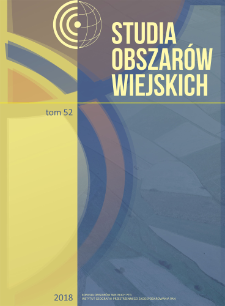 Les miraculés a bierność edukacyjna i zawodowa młodych mieszkańców wsi – case study Polska i kraje UE = Les miraculés versus educationally and economically inactive young inhabitants of rural areas – case study of Poland and EU