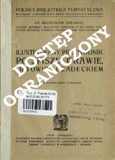 Ilustrowany przewodnik po Spiszu, Orawie, Liptowie i Czadeckiem