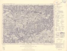 Karte des Deutschen Reiches 1:100 000, 606. Göppingen