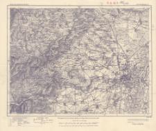 Karte des Deutschen Reiches, 602. Straßburg i E.