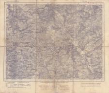 Karte des Deutschen Reiches, 554. Saarlouis