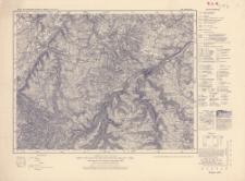 Karte des Deutschen Reiches 1:100 000, 589. Pforzheim