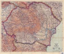 G. Freytag & Berndt's : Karte von Rumänien