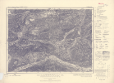 Karte des Deutschen Reiches 1:100 000, 672. Mittenwald