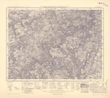 Karte des Deutschen Reiches 1:100 000, 619. Reutlingen