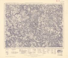 Karte des Deutschen Reiches 1:100 000, 591. Gmünd