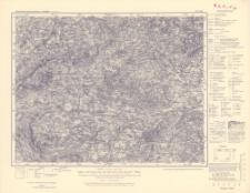Karte des Deutschen Reiches 1:100 000, 514. Selb