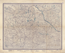 Spec. karta Evropejskoj Rossìi. 1