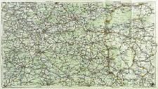 Freytag & Berndt's Autokarten. Blatt 118, Frankfurt a/d. Oder-Posen (Poznań) : Maßstab 1:300 000