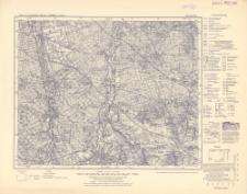 Karte des Deutschen Reiches 1:100 000, 396. Bunzlau