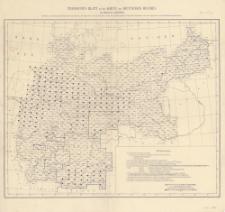 Übersichts-Blatt zu der Karte des Deutschen Reiches im maßstabe 1:100 000