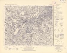 Karte des Deutschen Reiches 1:100 000, 293. Potsdam