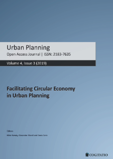 Urban regions shifting to circular economy: understanding challenges for new ways of governance