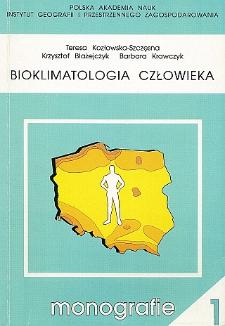 Monografie / Polska Akademia Nauk. Instytut Geografii i Przestrzennego Zagospodarowania.