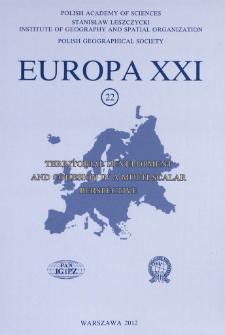 Europa XXI 22 (2012)