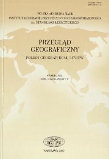 Przegląd Geograficzny T. 81 z. 2 (2009)