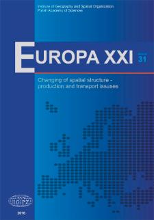 Europa XXI 31 (2016)