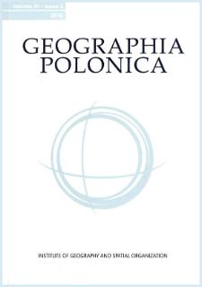 Geographia Polonica Vol. 91 No. 4 (2018)