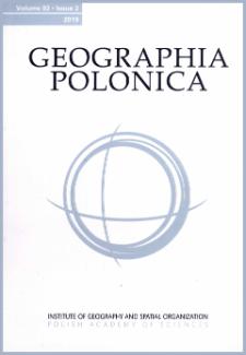 Geographia Polonica Vol. 92 No. 2 (2019)