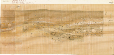 KZG, V 14 A, profil archeologiczny S wykopu