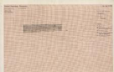 KZG, V 14 B, profil archeologiczny S wykopu
