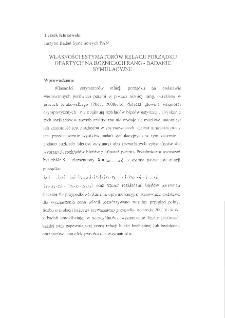 Własności estymatorów relacji porządku opartych na różnicach rang - badanie symulacyjne