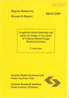 Graphical Object Indexing and Query by Image as an Aspect of Content-Based Image Retrieval System.