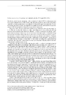 Folia onomastica Croatica, knj. 27