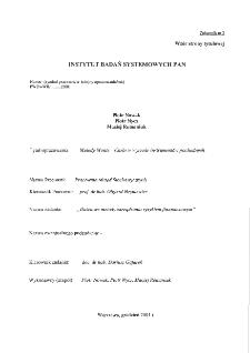 Metody Monte-Carlo w wycenie instrumentów pochodnych