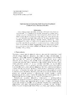 Nieparametryczne metody statystycznego sterowania procesami (SPC)