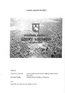 Strategia rozwoju Gminy Łochów do roku 2020 : część II