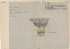 KZG, I 99 C, IV 99 A, profil archeologiczny N wykopu