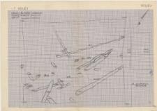 KZG, IV 298 B D, 299 A C, plan archeologiczny wykopu