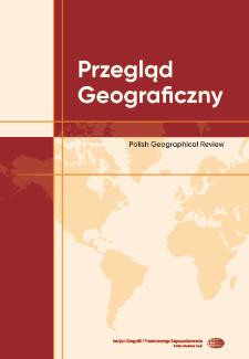 Tradycja i współczesność w geografii w Polsce