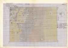 KZG, I 398 B, 399 A, 498 D, 499 C, plan archeologiczny wykopu