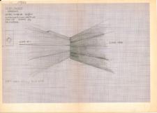 KZG, I 498 B, 499 A C, rzut perspektywiczny wykopu