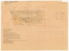 KZG, VI 301 D, profil archeologiczny N wykopu